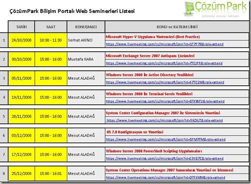 cozumpark_seminer_planı