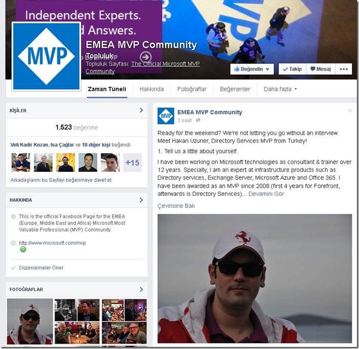 EMEA MVP Community